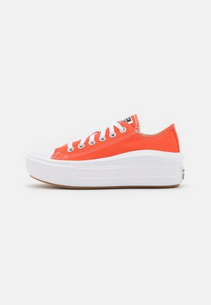 CHUCK TAYLOR MOVE PLATFORM - Trainers - bright poppy/black/white
