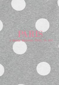 Blue Seven - TEENS PARIS SPOT - Long sleeved top - grau - 3