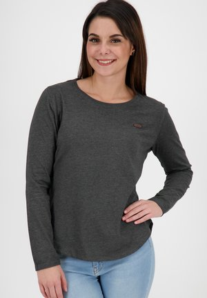 LEAAKA - Long sleeved top - moonless
