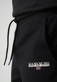 Napapijri - M-ICE - Tracksuit bottoms - black - 6