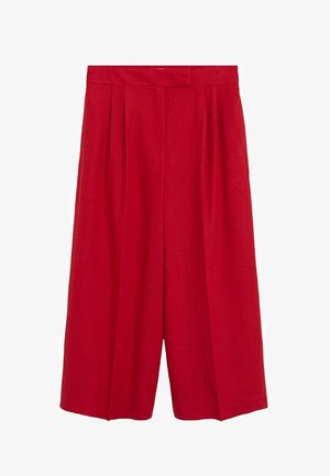 TEMPOLI - Trousers - rot