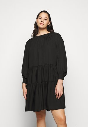 SLFMAYA SHORT DRESS - Kjole - black