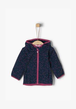 Summer jacket - dark blue aop