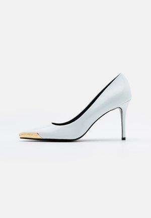 High heels - bianco ottico