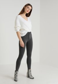Even&Odd - Jeans Skinny Fit - grey - 1
