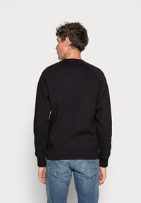 Carhartt WIP - CHASE - Sweatshirt - black/gold - 2