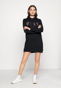 Roxy - BE RIDER - Day dress - black - 1