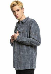Quiksilver - LEWINS  - Shirt - tarmac - 3