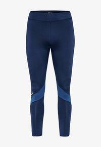 Hummel - HMLALONZO  - Leggings - medieval blue - 3