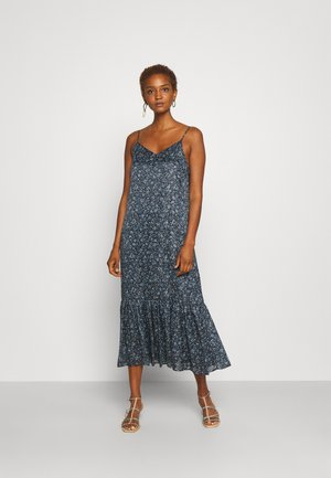 HAPPY HIPPIE SLIP DRESS - Day dress - chambray