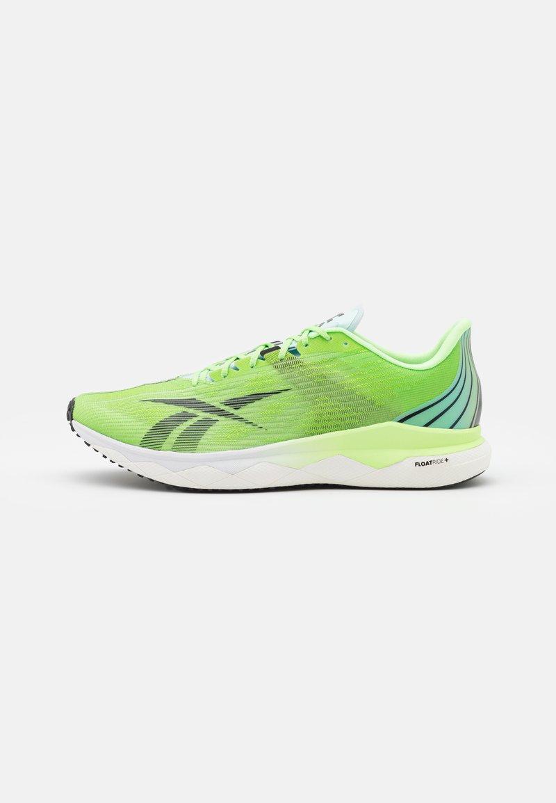 Reebok - FLOATRIDE RUN FAST 3.0 - Neutrální běžecké boty - neon mint/footwear white/core black