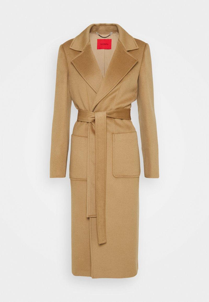MAX&Co. - RUNAWAY - Classic coat - camel