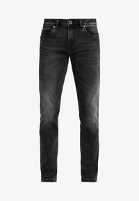 THRONE - Slim fit jeans - black used