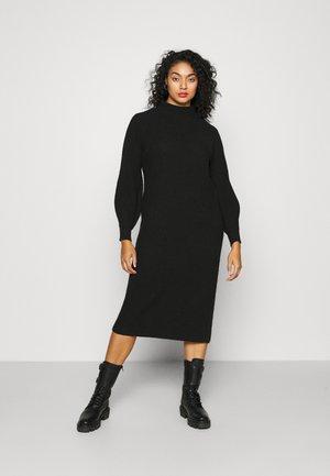 CARLUCCA  - Jumper dress - black