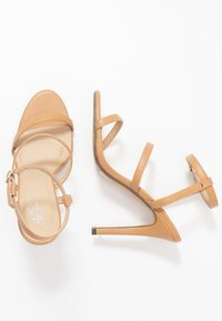 4th & Reckless - JULES - Sandaler med høye hæler - nude - 3