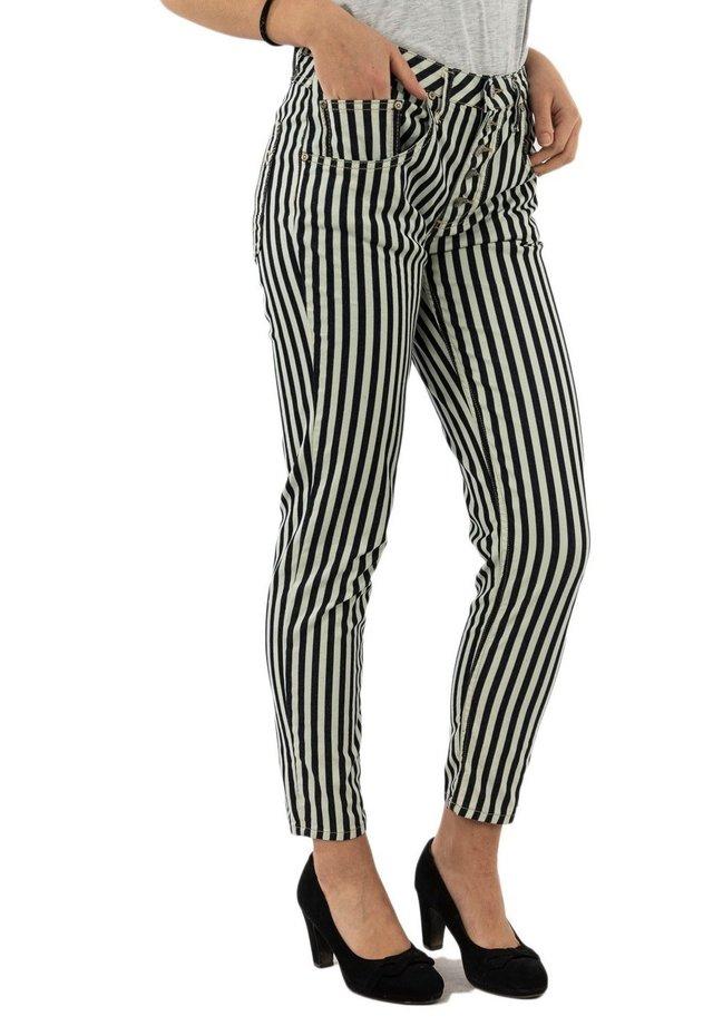 Pantalon classique - blanc