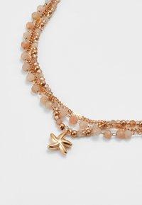 Fossil - CLASSICS - Bracelet - rose gold-coloured - 2