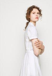 Polo Ralph Lauren - Shirt dress - white - 3