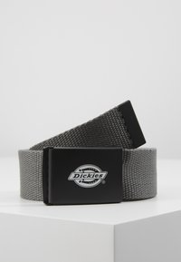 Dickies - ORCUTTWEBBING BELT - Bælter - charcoal grey - 0
