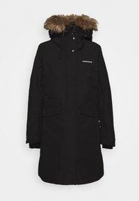 ERIKA - Winter coat - black
