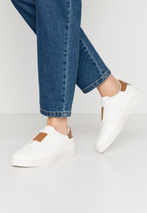 TRAINERS - Slip-ons - offwhite/butterrum