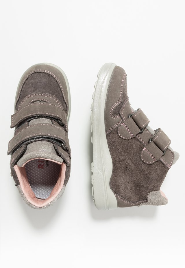 FANNY - Touch-strap shoes - meteor