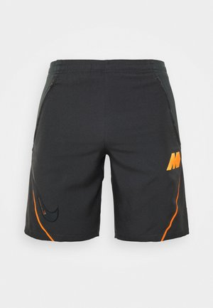 DRY  - Pantaloncini sportivi - dark smoke grey/total orange