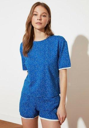SET - Pyjamas - navy blue