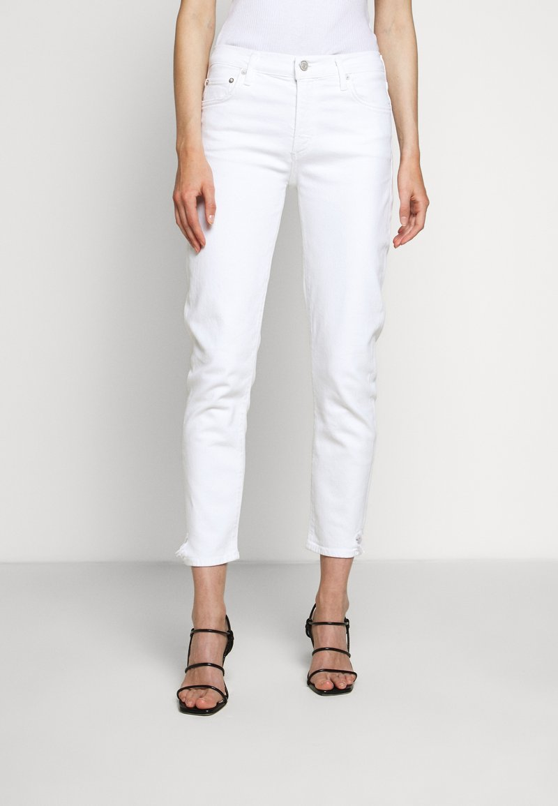 Agolde - TONI - Straight leg jeans - glowed