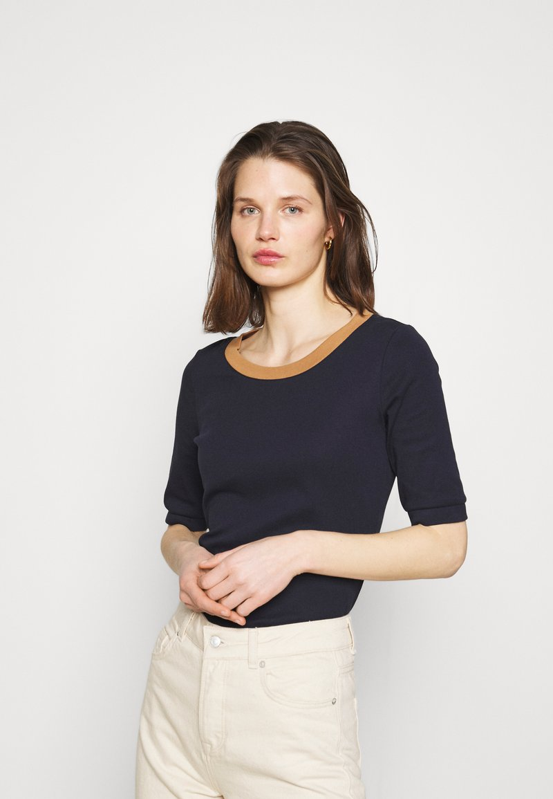 edc by Esprit - T-shirts - dark blue