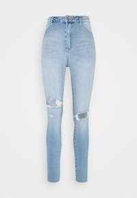 Abrand Jeans - A HIGH ANKLE BASHER - Jeans Skinny Fit - lonestar - 3