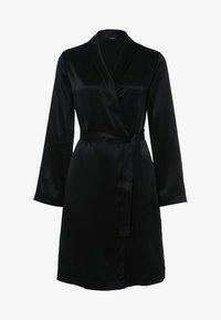La Perla - VESTAGLIA CORTA - Dressing gown - nero - 6