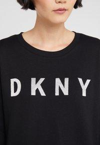 DKNY - Mikina - black - 5