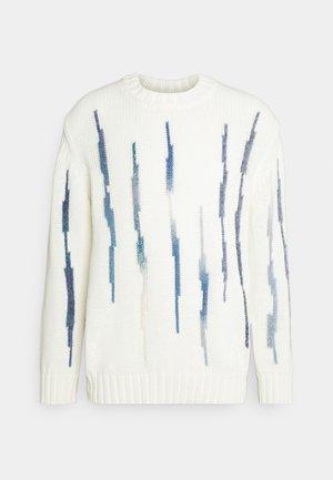RICK - Pullover - off white