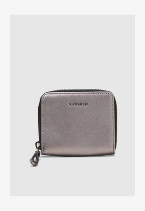 Wallet - dark pewter