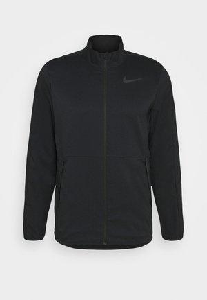 DRY TEAM - Training jacket - black
