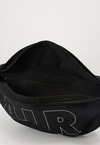 Nike Sportswear - HERITAGE HIP PACK - Bum bag - black/white - 3