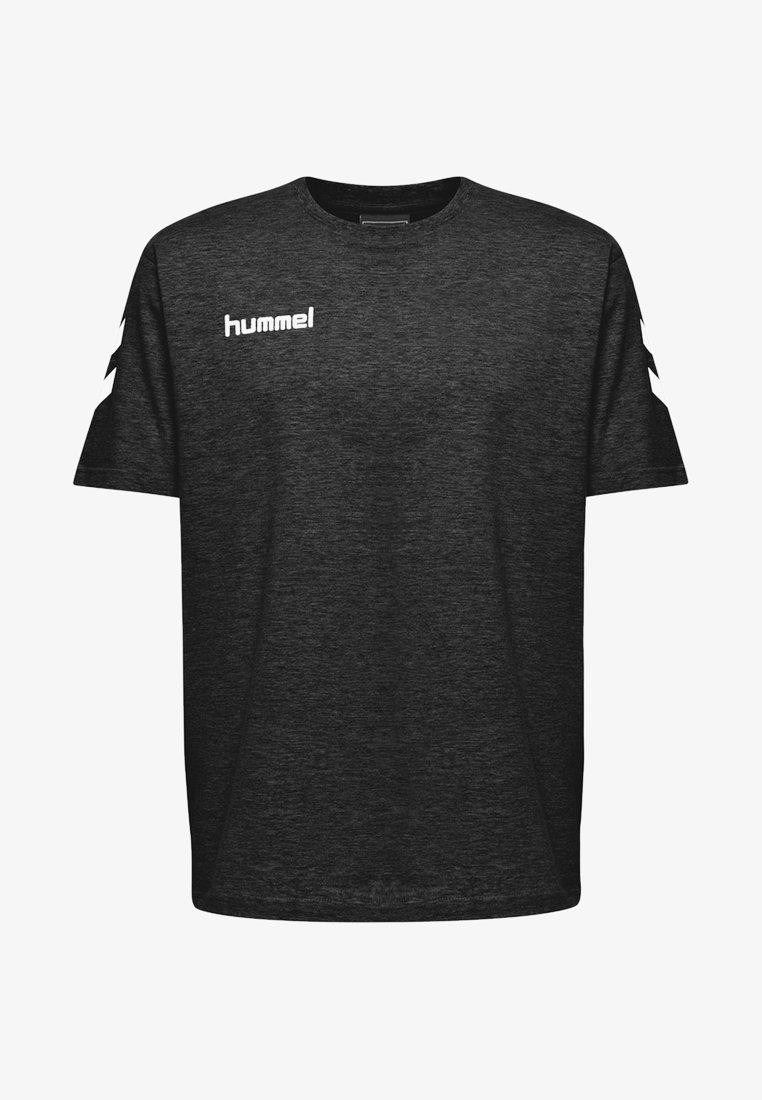 Hummel - HMLGO - Print T-shirt - black