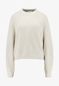 Monki - GITTY  - Strickpullover - sand - 4