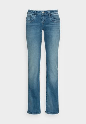 VALERIE - Bootcut jeans - mandy wash
