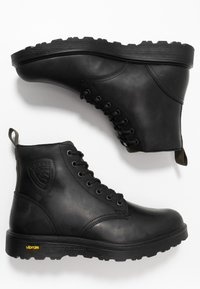 Blauer - GUANTAMO - Lace-up ankle boots - black - 1