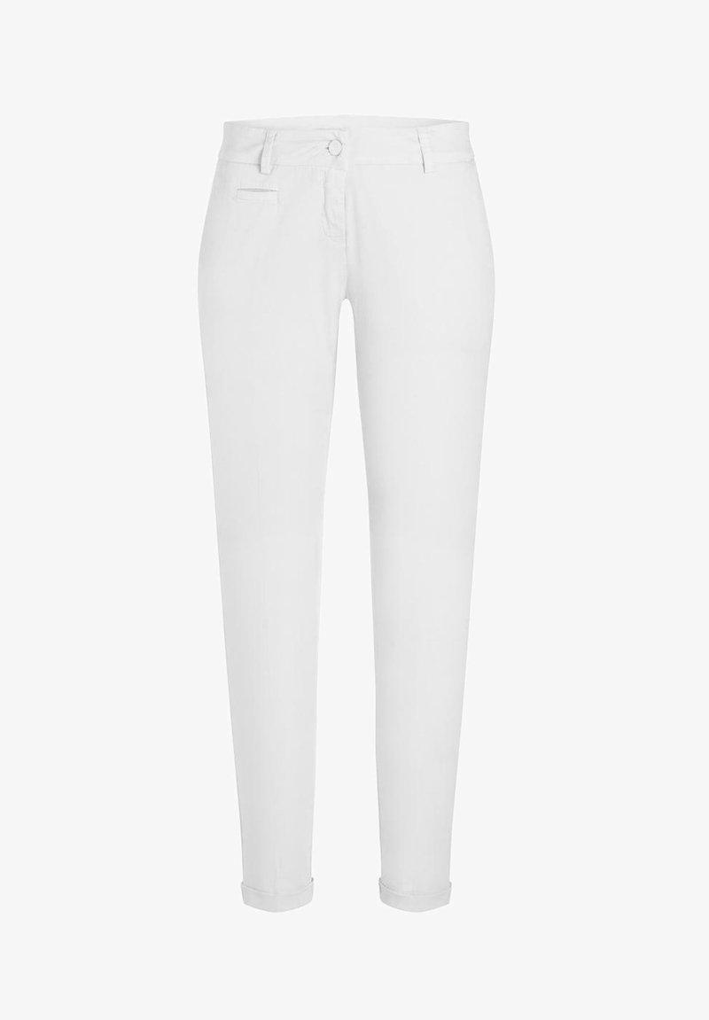 Cambio - STELLA - Trousers - pure white