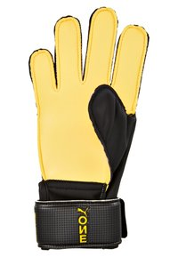 Puma - ONE PROTECT - Goalkeeping gloves - ultra yellow/black/white - 2