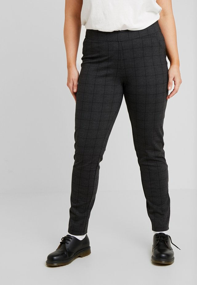 Leggings - Trousers - grey pearl