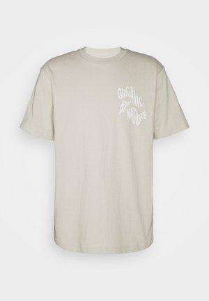 Print T-shirt - moonstone