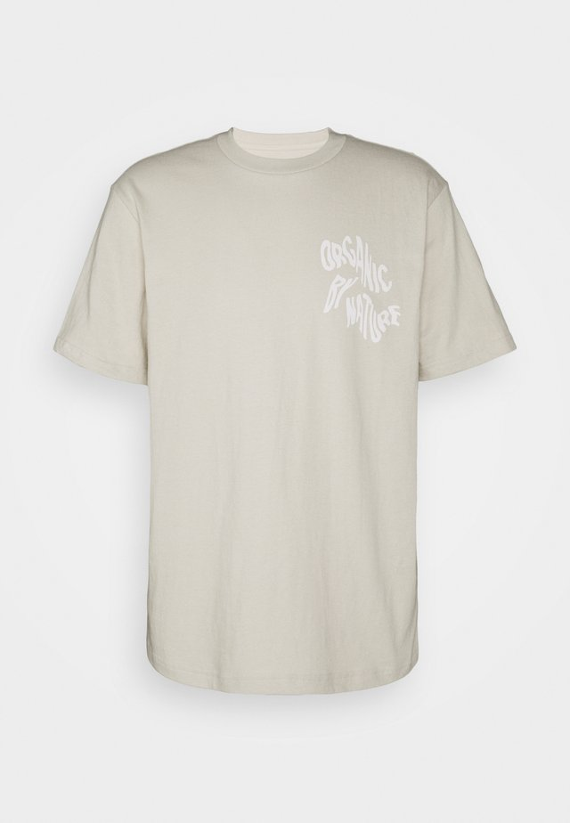 T-shirt con stampa - moonstone