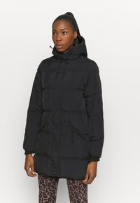 Cotton On Body - THE MOTHER MID LENGTH PUFFER - Veste d'hiver - black - 0