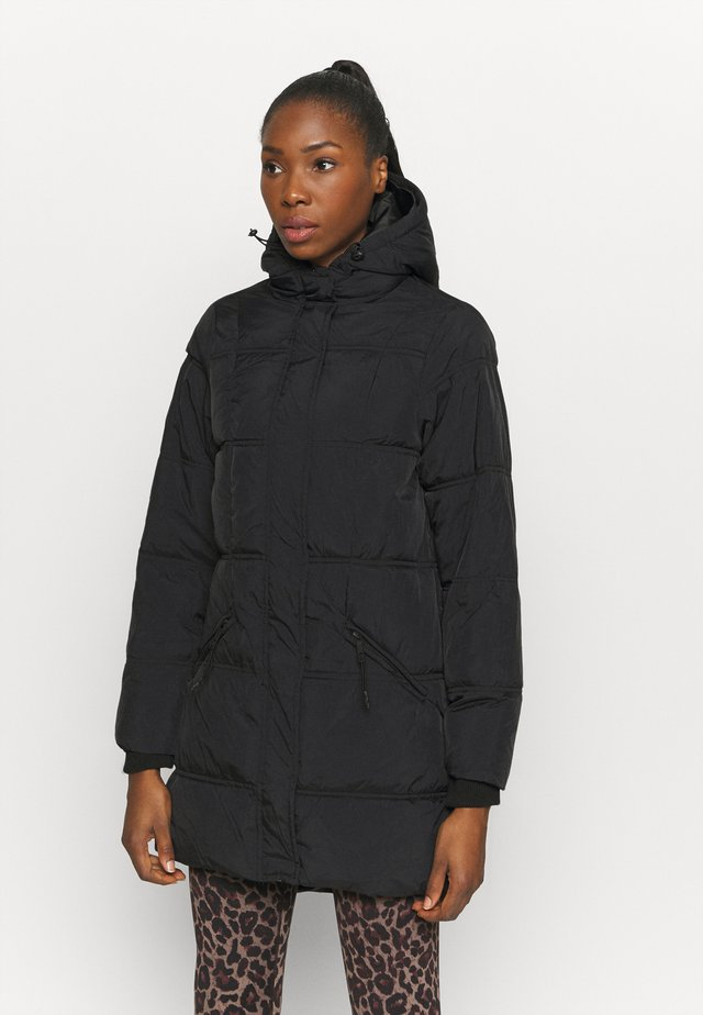 THE MOTHER MID LENGTH PUFFER - Talvitakki - black