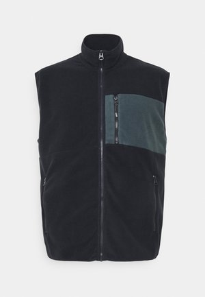 ONSDAVIS LIFE VEST - Waistcoat - dark slate