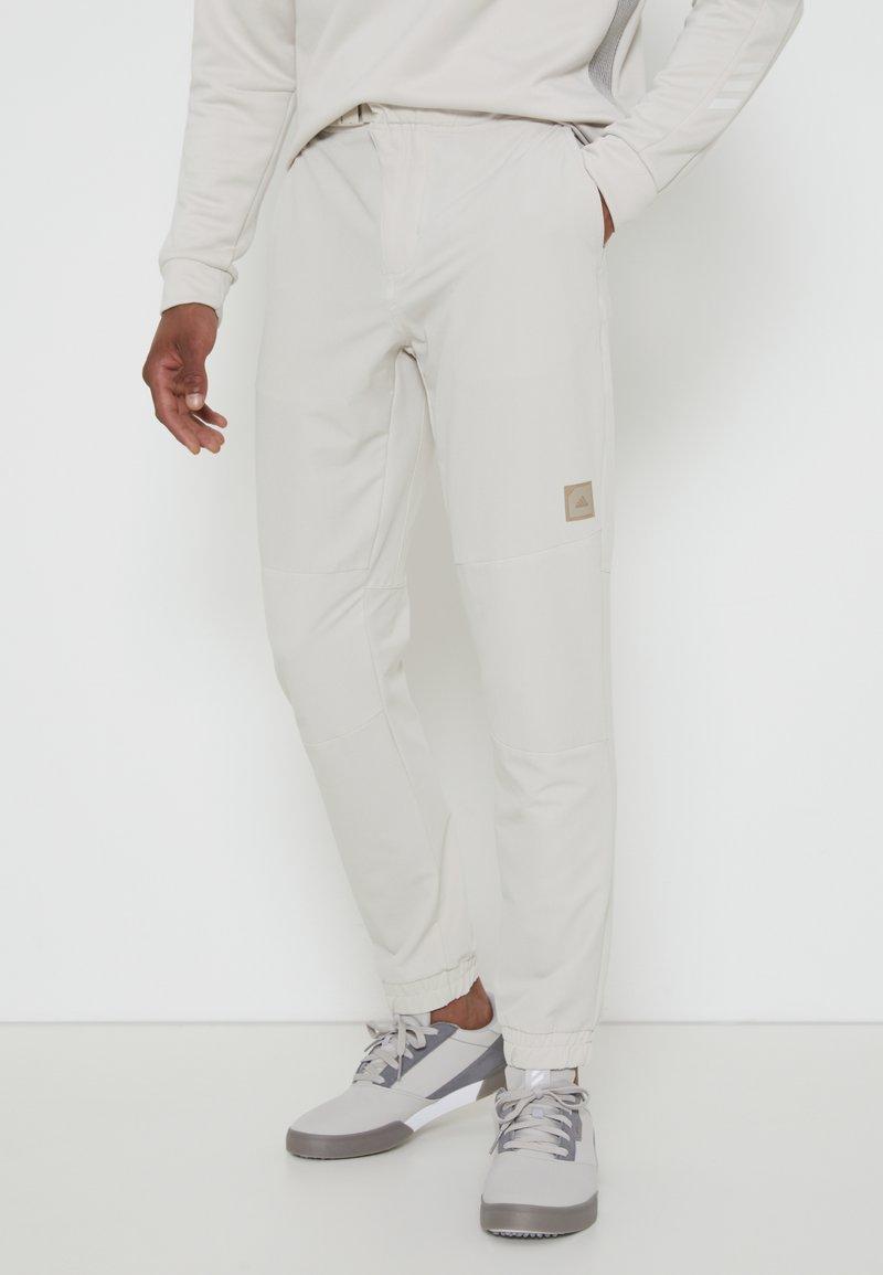 adidas Golf - CROSS PANT - Broek - alumina